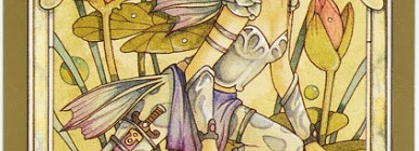 Tarot for Today - Knight of Cups - Friday, May 29, 2020 - Tarot by Lady Dyanna