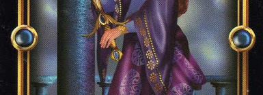 Tarot for Today -Queen of Swords - Tuesday, May 5, 2020 - Tarot by Lady Dyanna