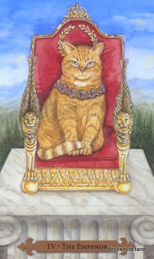 Tarot for Today – The Emperor – Thursday, May 28, 2020 – Tarot by Lady Dyanna