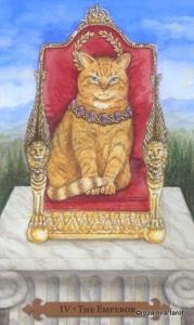 Tarot for Today - The Emperor - Thursday, May 28, 2020 - Tarot by Lady Dyanna