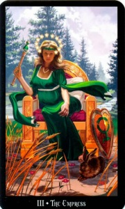 Tarot for Today - The Empress - Tuesday, May 26, 2020 - Tarot by Lady Dyanna