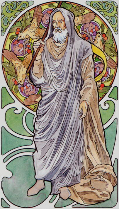 Tarot for Today – The Hermit – Wednesday, May 27, 2020 – Tarot by Lady Dyanna