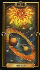 Tarot for Today -The Sun - Thursday, May 7, 2020 - Tarot by Lady Dyanna