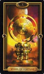 Tarot for Today - Wheel of Fortune - Saturday, May 16, 2020 - Tarot by Lady Dyanna