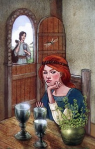 Tarot for Today - 4 of Cups- Tuesday , June 30, 2020 - Tarot by Lady Dyanna