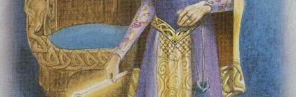 Tarot for Today -Queen of Wands - Tuesday, June 9, 2020 - Tarot by Lady Dyanna