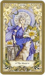 Tarot for Today - The Moon - Sunday , June 21, 2020 - Tarot by Lady Dyanna