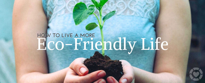 How to Live a more Eco-Friendly Life — ecogreenlove — Life & Soul Magazine