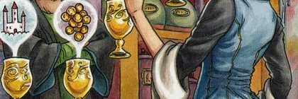 Tarot for Today - 7 of Cups - Thursday , July 23, 2020 - Tarot by Lady Dyanna