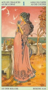 Tarot for Today - Ace of Cups- Tuesday , July 7, 2020 - Tarot by Lady Dyanna