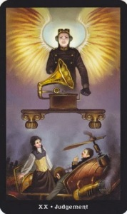Tarot for Today - Judgement - Friday , July 31, 2020 - Tarot by Lady Dyanna