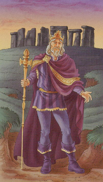 Tarot for Today – King of Wands – Saturday , July 4, 2020 – Tarot by Lady Dyanna