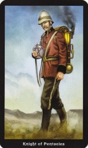 Tarot for Today - Knight of Pentacles- Monday , July 6, 2020 - Tarot by Lady Dyanna