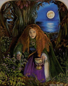 Tarot for Today - Page of Cups - Sunday , July 5, 2020 - Tarot by Lady Dyanna