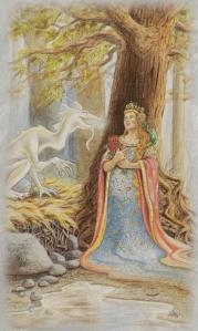 Tarot for Today - The Empress - Monday , July 27, 2020 - Tarot by Lady Dyanna