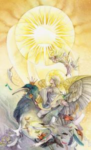 Tarot for Today - The Sun - Sunday , July 26, 2020 - Tarot by Lady Dyanna