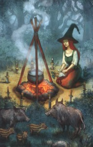 Tarot for Today - 10 of Swords - Friday, August 14, 2020 - Tarot by Lady Dyanna