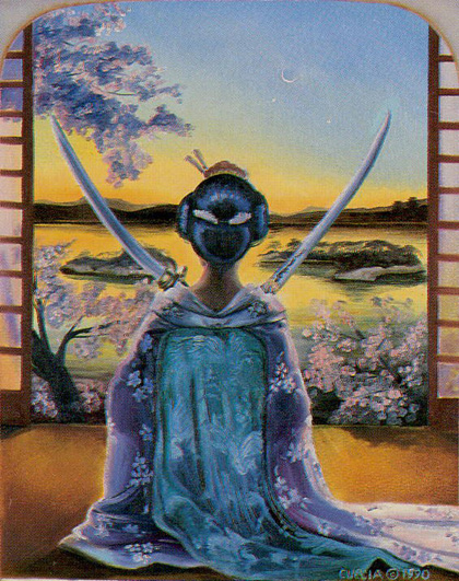 Tarot for Today – 2 of Swords – Tuesday, August 4, 2020 – Tarot by Lady Dyanna