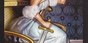 Tarot for Today - Queen of Swords - Monday, August 3, 2020 - Tarot by Lady Dyanna