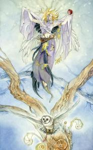 Tarot for Today -The High Priestess - Friday, August 21, 2020 - Tarot by Lady Dyanna