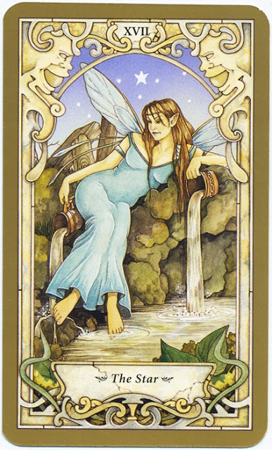 Tarot for Today – The Star – Wednesday, August 12, 2020 – Tarot by Lady Dyanna — Ravenhawks' Magickal Mystical Places