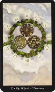 Tarot for Today - Wheel of Fortune - Sunday, August 2, 2020 - Tarot by Lady Dyanna