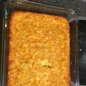 Corn Pudding
