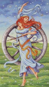 Weekly Tarot Reading January 4, 2020 – January 10, 2020 – Tarot by Lady Dyanna