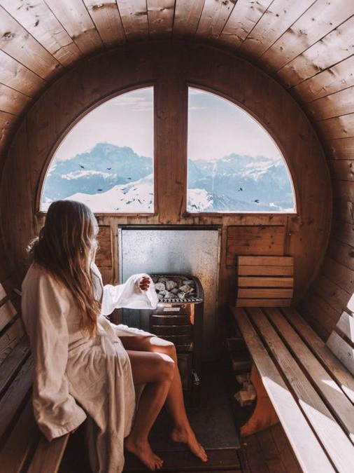 5 Great Health Benefits Of Using A Dry Sauna