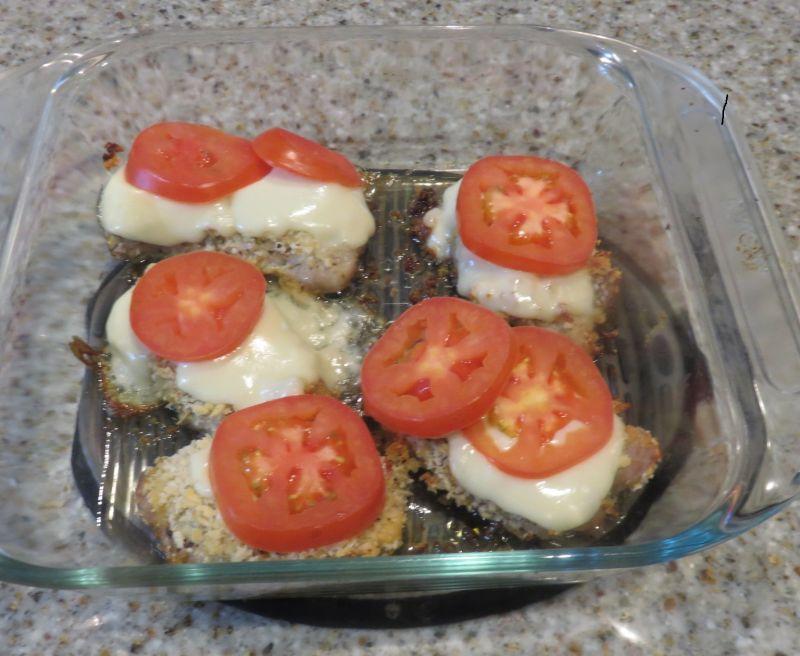 Italian Style Pork cutlets — jovina cooks