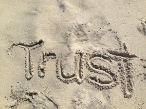 Monthly Relationship Thoughts: Trust