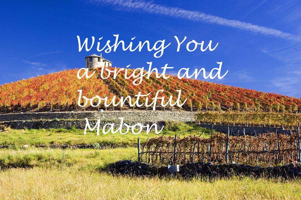 Mabon Blessing 2021