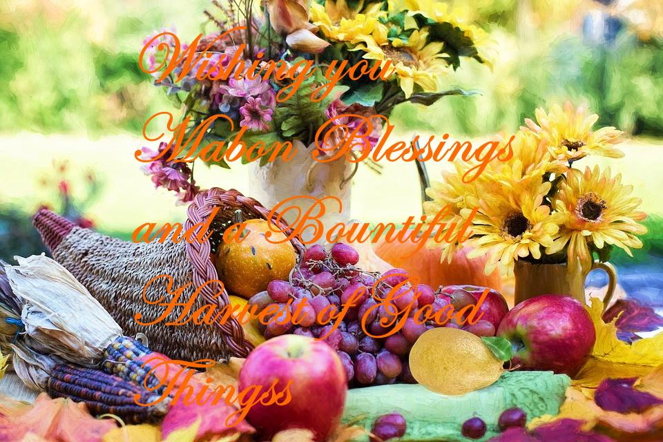 Mabon Blessings